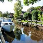 makelaar-visvliet-dorpsgezicht foto