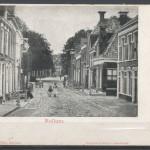 Kollum (AK naar Winschoten met Visvliet kleid rond)