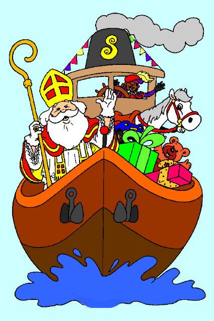 Intocht Sinterklaas 25 November 2017